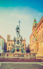Vintage looking Bologna Italy