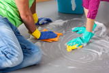 Cooperation in housework