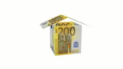 Euro 200 house