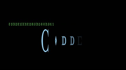 Carpe diem with binary Code