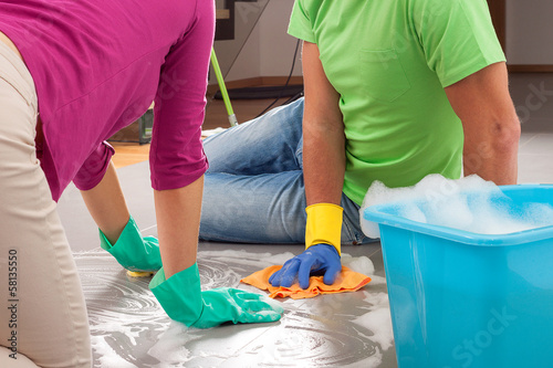 Partnership in housework
