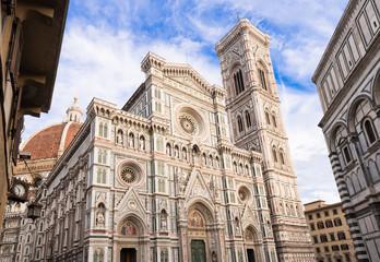 Florence Duomo Santa Maria del Fiore, Giotto's Campanile