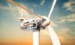 wind turbine - 58141180