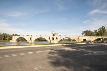 Bridge Saint-Benezet, Avignon, France