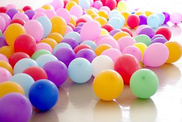 coloful balloon