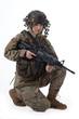 Army girl 9