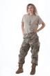 Army girl 11