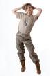 Army girl 12