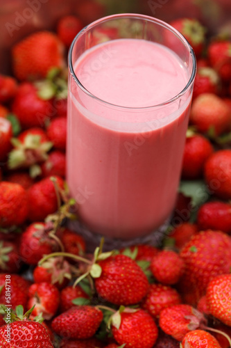 Berry smoothie