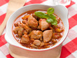 Provencial chicken stew