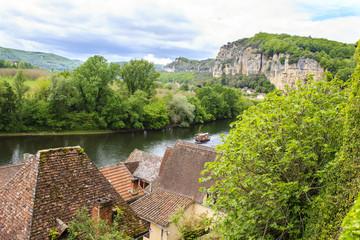 La Roque-Gageac village, France