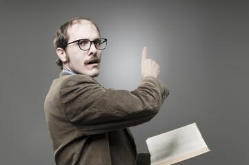 Lecturing Professor