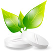 2 Tabletten Naturmedizin
