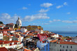 Panorama of Alfama