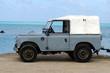 Land Rover Series II 88 on Aitutaki Lagoon Cook Islands - 58151188