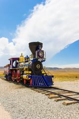 Lokomotive Dampflok