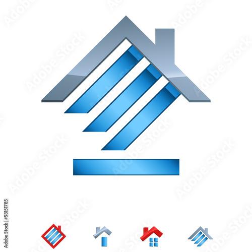 Immobilien Zeichen
