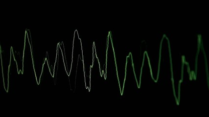 Audio waves