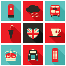 London Icons Collection