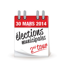 électons municipales de 2014 en France - second tour