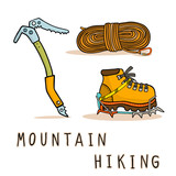 mountain hiking