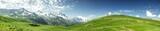 Fototapety Panorama Mont-Blanc