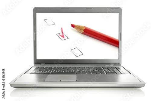 Online survey - 58163909