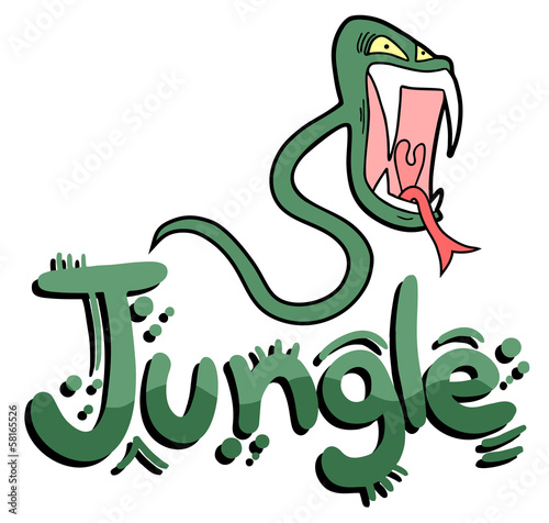 Jungle danger