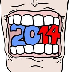 Sticker 2014