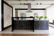 Urban apartment - kitchen furniture
