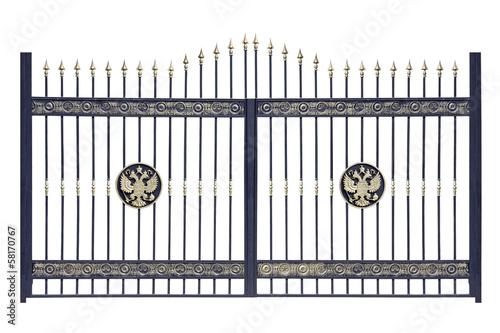 Decorative Gates.