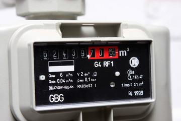 Gaszähler