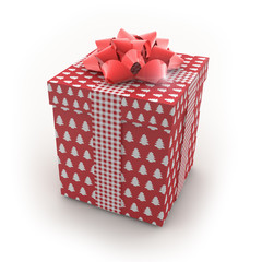 3D - Christmas Gift Boxes (XIV)