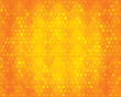 Orange geometric background for design.