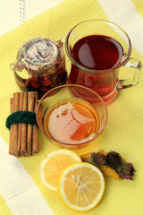 Blended Herb Tea For Winter-one