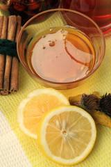 Honey and Lemon Slices