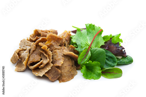 kebab al plato ternera - 58181740