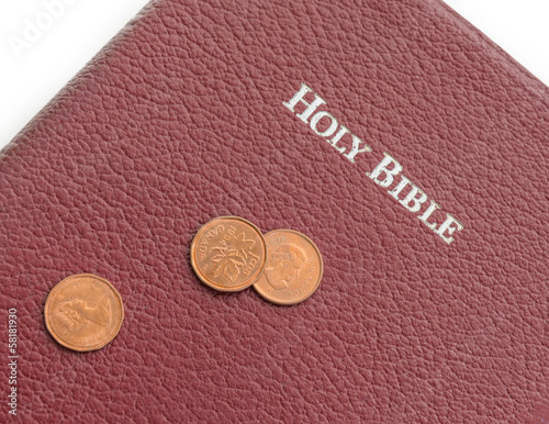 Christian offering or tithe