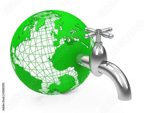 Der Welthahn