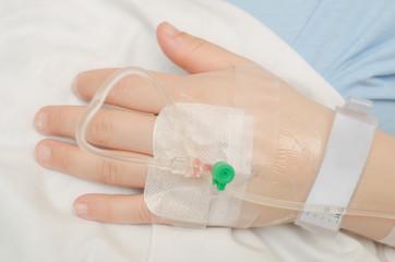 Infusion needle