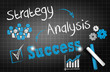 chalkboard draw : strategy analysis success (cs5) english