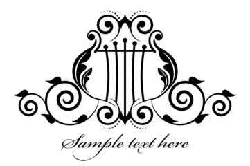 Vector illustration musical icon