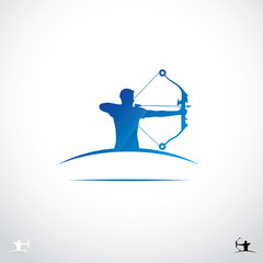 Archery sign
