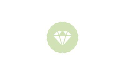 Diamant abstrait