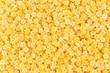 Star-Shaped Stelle Pasta Background