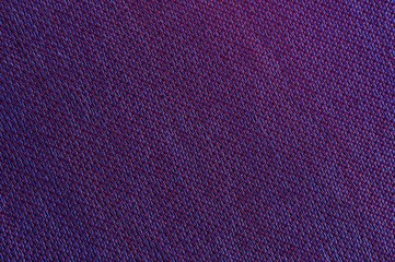 Purple Fabric Texture Macro