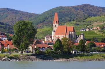 Weissenkirchen in der Wachau Kirche 08
