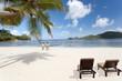coin de paradis aux Seychelles