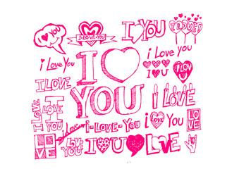 I Love You Valentine's Day