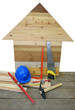 project house and tools